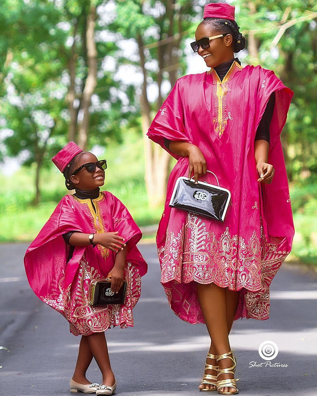 Mother and daughter inspirations